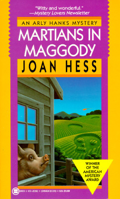 Martians in Maggody by Joan Hess
