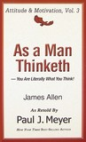 As a Man Thinketh: You Are Literally What You Think