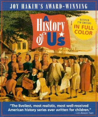 A History of Us [Of United States] [Recoeded Books] 32k - Joy Hakim