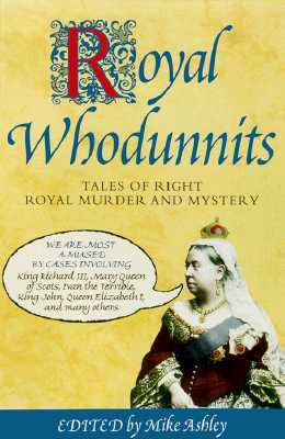 Royal Whodunnits by Mike Ashley