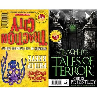 The Teacher's Tales of Terror by Chris Priestley