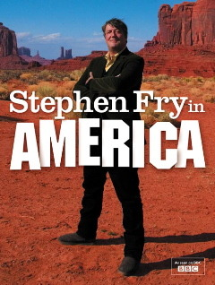Stephen Fry in America by Stephen Fry