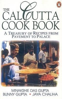 The Calcutta Cookbook by Jaya Chaliha