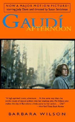 Gaudi Afternoon (Cassandra Reilly Mystery #1)