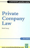 Practice Notes On Private Company Law