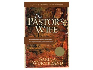 The Pastor's Wife by Sabina Wurmbrand