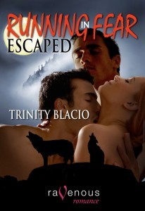 Escaped by Trinity Blacio