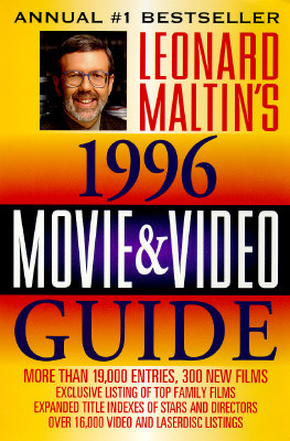 Leonard Maltin's Movie and Video Guide 1996