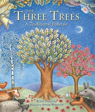 The Three Trees by Elena Pasquali