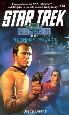 My Enemy, My Ally (Star Trek: Rihannsu, #1)