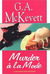Murder a la Mode (Savannah Reid, #10)