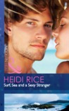 Surf, Sea And A Sexy Stranger (Modern Heat) by Heidi Rice