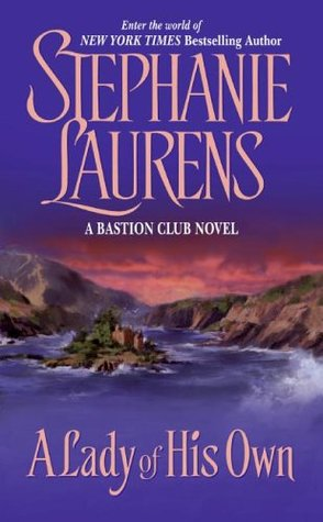 A Lady of His Own (Bastion Club, #3)