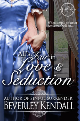 All's Fair in Love & Seduction by Beverley Kendall