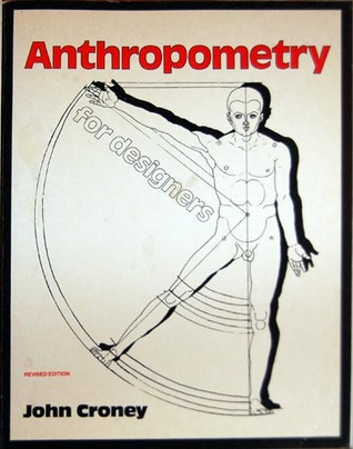 Anthropometry for Designers by John Croney