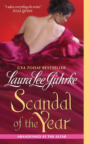 Scandal of the Year (Abandoned at the Altar #2)