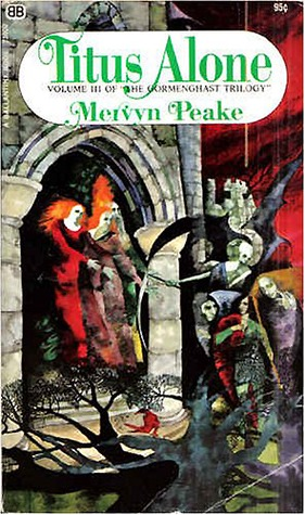 Titus Alone by Mervyn Peake