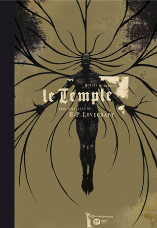 Le Temple - Graphic Novel