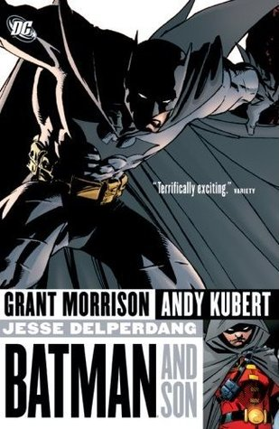Batman and Son by Grant Morrison
