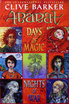 Abarat: Days of Magic, Nights of War (Abarat #2)
