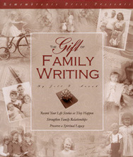 Gift of Family Writing
