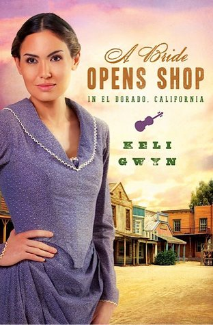 A Bride Opens Shop in El Dorado, California by Keli Gwyn