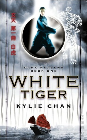 White Tiger by Kylie Chan