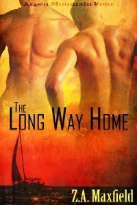 The Long Way Home by Z.A. Maxfield