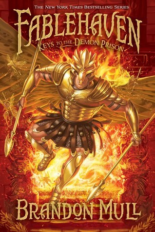 Keys to the Demon Prison by Brandon Mull