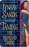Taming the Highland Bride (Devil of the Highlands, #2)