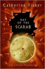 Day of the Scarab (The Oracle Prophecies, #3)