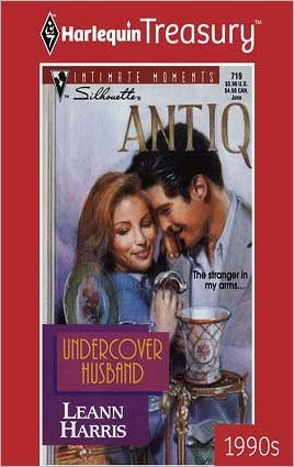 Undercover Husband by Leann Harris