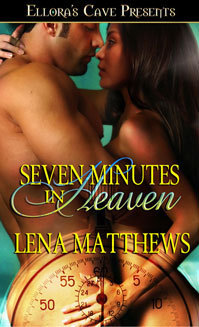Seven Minutes in Heaven (Naughty Games, #1)