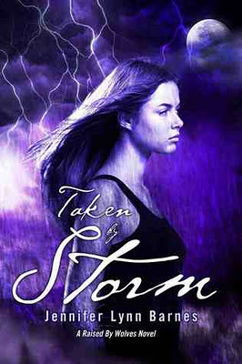 Taken By Storm (Raised by Wolves #3)