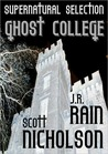 Ghost College (The Ghost Files, #1)