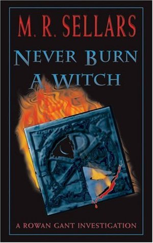 Never Burn a Witch by M.R. Sellars
