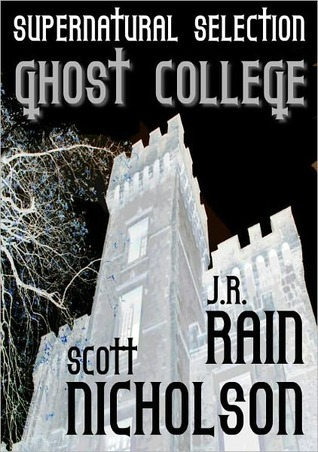 Ghost College by Scott Nicholson