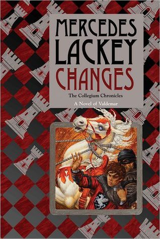Changes (The Collegium Chronicles, #3)