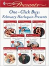 One-Click Buy: February 2008 Harlequin Presents