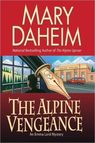 The Alpine Vengeance by Mary Daheim