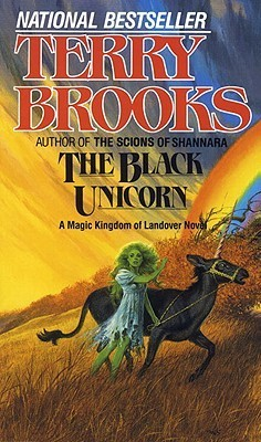 The Black Unicorn by Terry Brooks