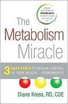 The Metabolism Miracle by Diane Kress