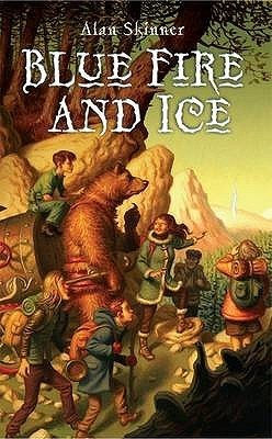 Blue Fire and Ice (Land's Tale, #1) by Alan Skinner