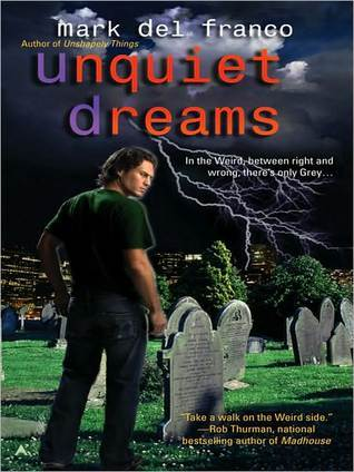 Unquiet Dreams by Mark Del Franco