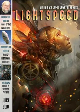 Lightspeed Magazine, July 2010 by John Joseph Adams