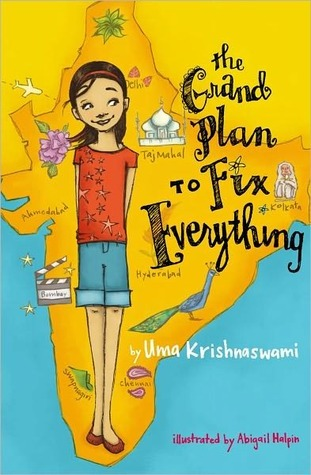 The Grand Plan to Fix Everything by Uma Krishnaswami