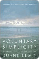 Voluntary Simplicity by Duane Elgin