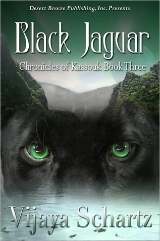 Black Jaguar by Vijaya Schartz