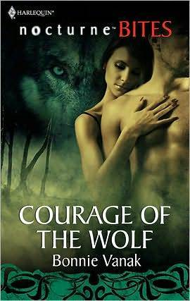 Courage of the Wolf (Draicon Werewolves #8)