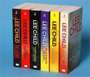 Lee Child's Jack Reacher Books 1-6: With Prose Translations (Penguin Classics)